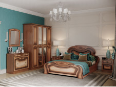 Спальня  Александрина ольха