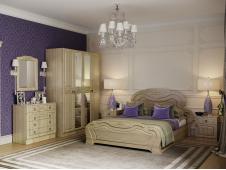 Спальня  Александрина ясень