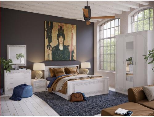 Спальня Афина-1 мдф