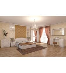 Спальня Венеция жемчуг-1