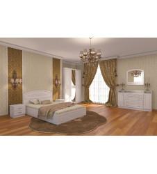Спальня Венеция жемчуг -2