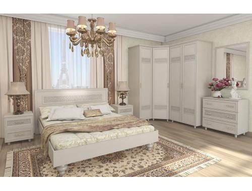 Спальня Виктория угловая