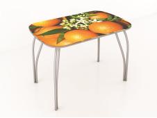 Стол Лотос апельсины