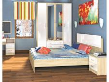 Кровать Глория акрил