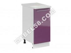 Стол кухонный 400 фиолет