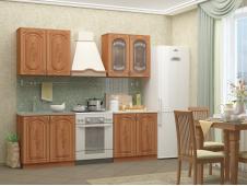 Кухня Лиза-2 ольха  1.6 м