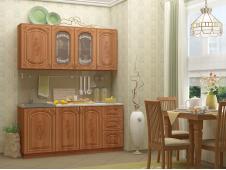 Кухня Лиза-2 ольха 1.7 м