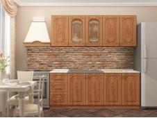 Кухня Лиза-2 ольха  2.0 м
