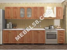 Кухня Лиза-2 ольха  2.6 м