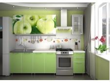 Кухня  Яблоко   радуга