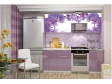 Кухня София орхидея 2.1 метра