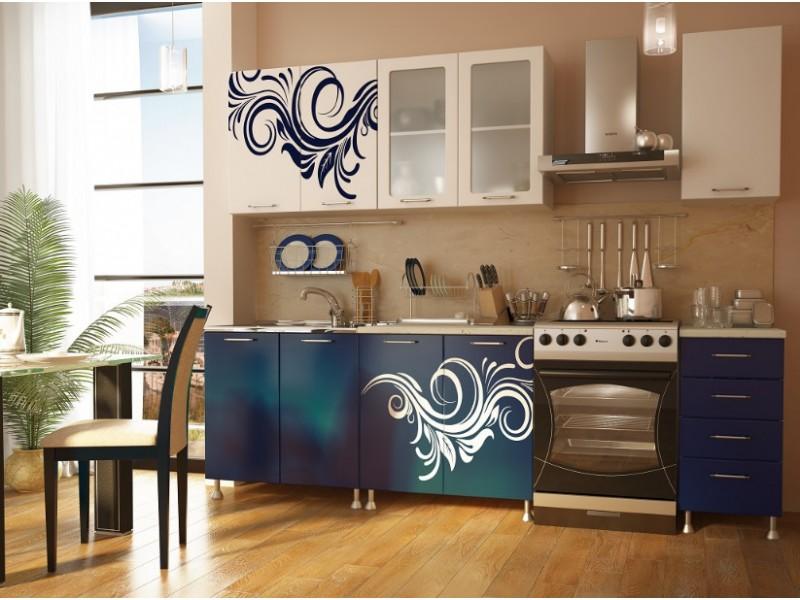 индиго кухня фото