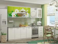 Кухня Ванильный чай мдф