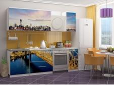 Кухня Город-1 мдф