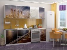 Кухня Город-3 МДФ