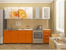 Кухня Апельсин  лдсп