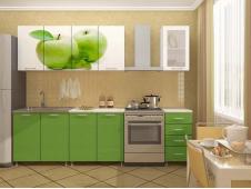 Кухня Яблоко  лдсп