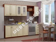 Кухня Империя ваниль