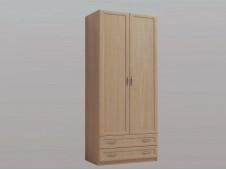 Шкаф двустворчатый Вега