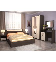 Спальня  Трио с матрасом