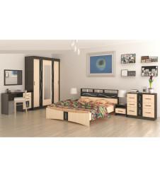 Спальня Эрика-1 венге