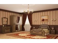 Спальня  Александрина  мдф  дуб
