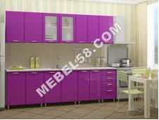 Кухни Техно 2.6 метра