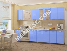 Кухни Техно 2.5 метра