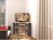 Тумба  ТВ-044(2У) венге/дуб беленый