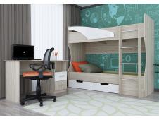 Кровать двухярусная  Антилия