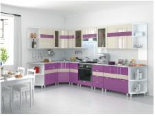 Кухня Ванесса лилу ваниль