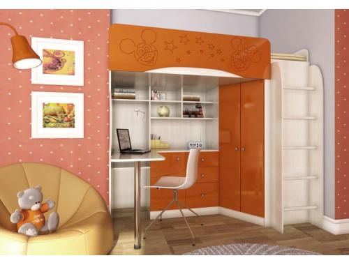 Бемби-3 оранжевый.