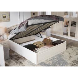 Кровать Венеция КРПМ-160 с подьемным механизмом