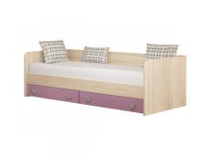 Кровать Колибри виола с ящиками