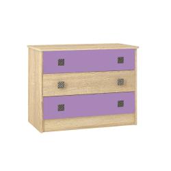 Мебель для детской Колибри виола (вариант №3)