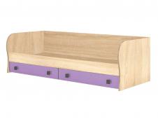 Кровать Колибри с ящиками виола