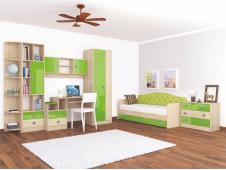 Мебель для детской Колибри мохито (вариант-2)