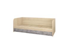 Кровать Колибри с ящиками лофт