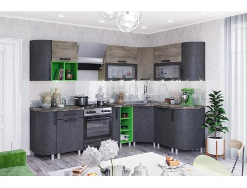Кухня Крафт (вариант №5)