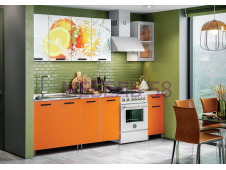 Кухня Рио-1 апельсин