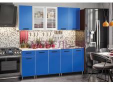 Кухня Рио-1 синий