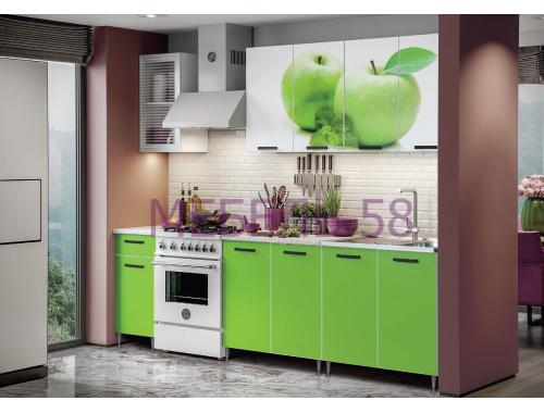 Кухня Рио-1 яблоко