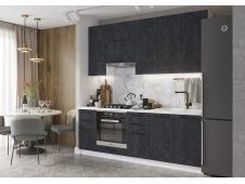 Кухня София бетон (вариант №11)