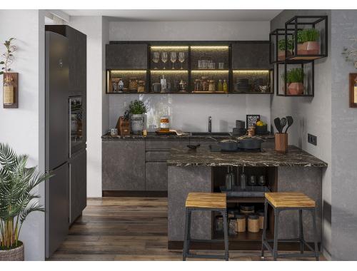 Кухня Бруклин (вариант №5)