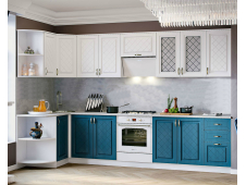 Кухня Ирина угловая (вариант №2)