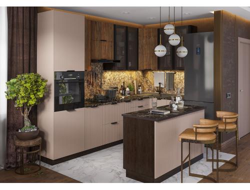 Кухня Норд Line (вариант №3)