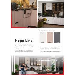 Кухня Норд Line (вариант №1)