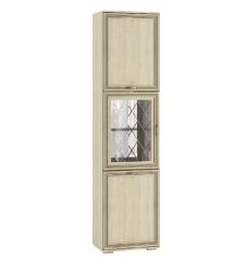 Пенал с витриной Ливорно ЛШ-5 сонома