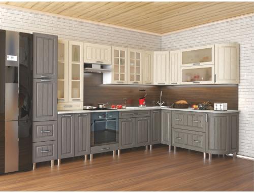 Кухня Луксор вариант №1