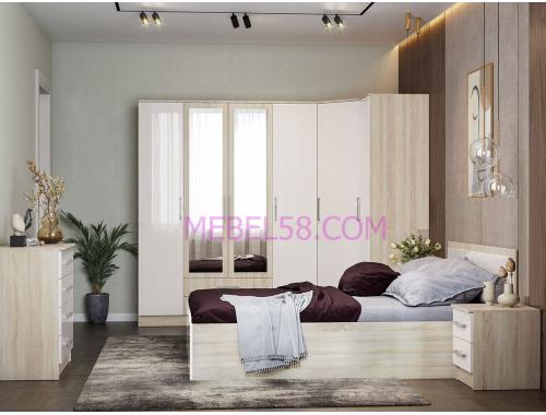 Спальня Мартина (вариант №1)
